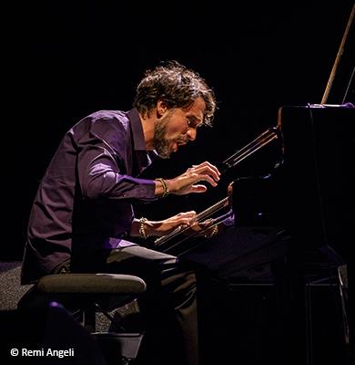 Baptiste Trotignon trio_Piano'cktail_25 janvier 2022